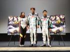 「新劇場版 頭文字D Legend2」スペシャルトーク プロドライバー谷口信輝、片岡龍也が登壇