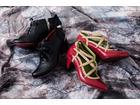 足下に薔薇棘鞭刃!「幽☆遊☆白書」蔵馬と飛影のコラボシューズとネックレスが発売