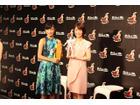 「アベンジャーズ200%ホットトイズ」大ファンの小島瑠璃子と小林麻耶が登壇 オリジナルアイアンマンを披露