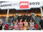 ももクロ、初の米国ライブ Anime Expoで現地のファンを熱狂させる
