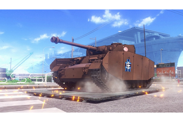 (C)GIRLS und PANZER Projekt(C)GIRLS und PANZER Film Projekt(C)BANDAI NAMCO Entertainment Inc.