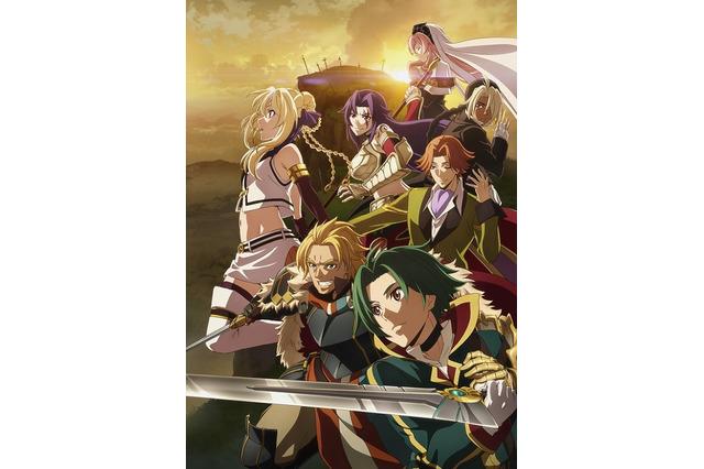 TVアニメ『グランクレスト戦記』