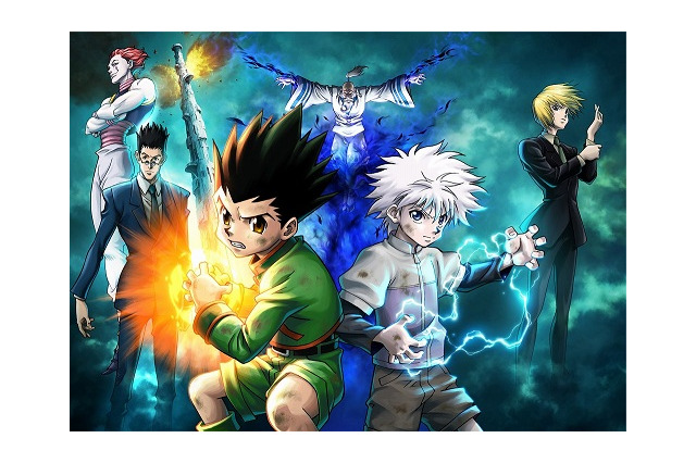 『劇場版HUNTER×HUNTER-The LAST MISSION-』