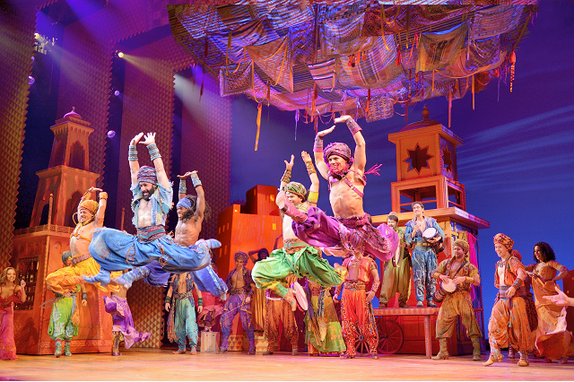 The Original Broadway Company.  Photo by Deen van Meer (C)Disney