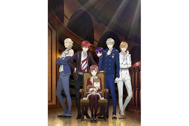 『Dance with Devils』(C)グリモワール編纂室/Dance with Devils製作委員会