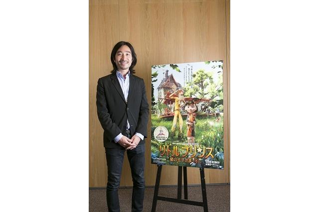 『リトルプリンス 星の王子さまと私』キャラクター監修:四角英孝氏インタビュー 「CGで繊細な表現にこだわる」 画像