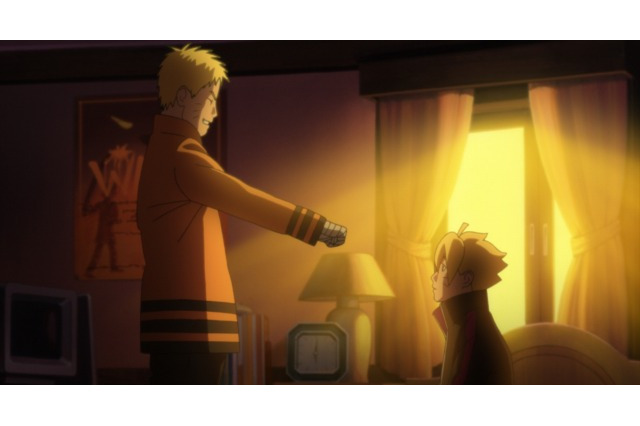 「BORUTO -NARUTO THE MOVIE-」スペシャル映像「受け継がれる道」配信スタート 画像