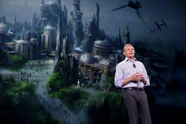 「スター・ウォーズ」の世界を再現、ディズニーが単独テーマランド建設発表 画像