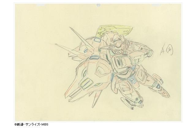 『ガンダム Gのレコンギスタ』における「線」を巡る冒険:吉田健一氏、脇顯太朗氏が語る 第4回 画像