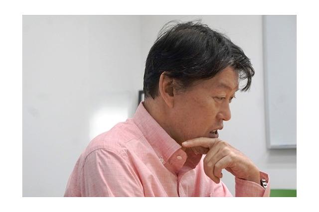 「百日紅~Miss HOKUSAI~」原 恵一監督インタビュー 前編 杉浦さんがいたら、聞きたいことがたくさんあった 画像