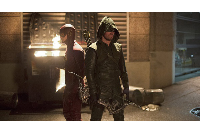 「THE FLASH / フラッシュ」 - (C)2015 Warner Bros. Entertainment Inc. All rights reserved.