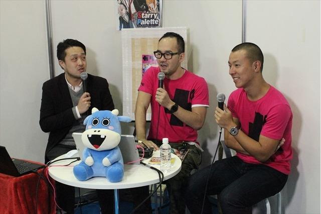 アニメ!アニメ!AnimeJapan 2016ブース 会場から生配信番組! 視聴数は累計14万超 画像