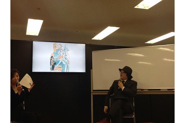 「ソードアート・オンライン」のキャラデザイン・総作画監督がアドバイス AnimeJapan2016 足立慎吾トークライブレポ 画像