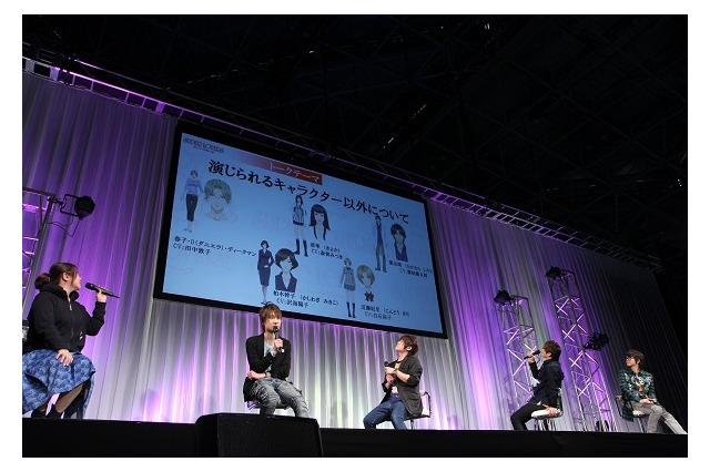 「SUPER LOVERS」スペシャルステージに皆川純子、前野智昭、松岡禎丞、村瀬歩、福島潤 意外なアフレコ裏話も披露 画像