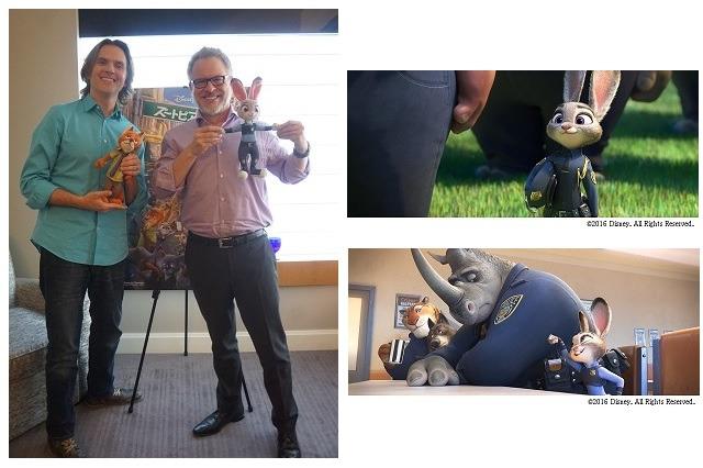 『ズートピア』バイロン・ハワード監督&リッチ・ムーア監督インタビュー ゼロから創りあげた世界の魅力 画像