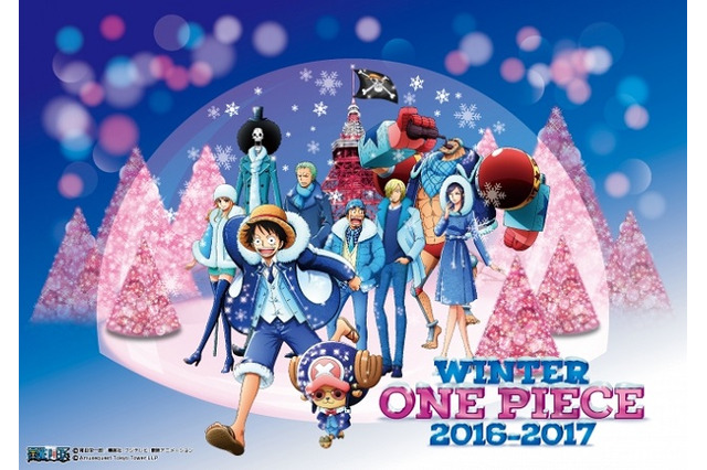 WINTER ONE PIECE 2016-2017