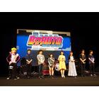 「BORUTO-NARUTO THE MOVIE-」キャストと岸本斉史が登壇 KANA-BOONの生演奏も 画像