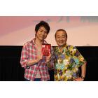 三井寿役の置鮎龍太郎と安西先生役の西村知道が登壇 「SLAM DUNK」上映イベント 画像
