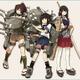 旧日本軍の艦艇が美少女化 超人気ゲーム「艦隊これくしょん」のオンリーイベントも開催 画像