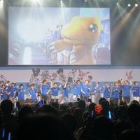 感動!感涙!「デジモンアドベンチャーフェス」 『tri. 第1章「再会」』最新作PVに最新情報 画像