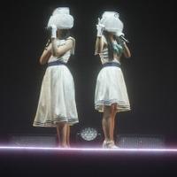 姿を見せたClariSの2人 依然謎に包まれた初のワンマンライブがZepp Tokyoで開催  画像