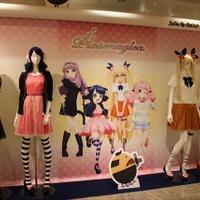 「SHOW BY ROCK!!」のオシャレアイテムがいっぱい 伊勢丹新宿店コラボショップをレポート 画像