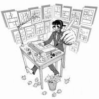 「京まふ漫画賞」大賞決定 台湾人マンガ家の傑作から「宴的狂躁 BlueRoseAge第一集」 画像