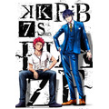 『K SEVEN STORIES』Episode1「R:B ~BLAZE~」キービジュアル(C)GoRA・GoHands/k-7project