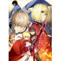 「Fate/EXTRA Last Encore」(C) TYPE-MOON / Marvelous, Aniplex, Notes, SHAFT