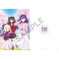 「「『劇場版「Fate/stay night [Heaven's Feel]」II.lost butterfly』第1弾前売券特典クリアファイル」(C)TYPE-MOON・ufotable・FSNPC