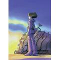 風の谷のナウシカ(1984)(C) 1984 二馬力・GH 宮崎駿監督と鈴木敏夫プロデューサーの二人三脚はこの作品から始まった