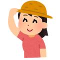 「帽子のアニメキャラといえば?」