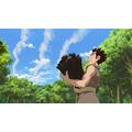 TVアニメ『Dr.STONE』第4話先行カット(C)米スタジオ・Boichi/集英社・Dr.STONE製作委員会