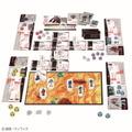 アニメ「機動戦士ガンダム」の第12~30話がボードゲームに!11種のダイスでゲーム性が向上&より戦略的な遊びを楽しめる