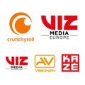 クランチロール×VIZ Media Europe