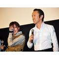 真野恵里菜&筧利夫/『THE NEXT GENERATION パトレイバー』初日舞台挨拶