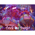 「ハロウィンイルミネーション『Trick Or Party!』」(C)1976, 2009 SANRIO CO., LTD.(C)1976, 1989, 1993, 1999, 1996, 2001, 2020 SANRIO CO., LTD.
