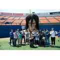 「進撃の巨人」が横浜スタジアムにやってきた リアル脱出ゲームを開催