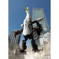 「超合金 太陽の塔のロボ」(C)TARO OKAMOTO/(C)BANDAI