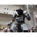 【ワンフェス2012夏】搭乗可能な巨大ロボット「クラタス」、幕張メッセに立つ!