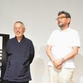 鈴木敏夫(プロデューサー)&庵野秀明(監督)/「第27回東京国際映画祭」記者会見