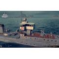 オンラインゲーム「World of Warships」、アルペジオとのコラボトレイラー公開