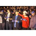 「ガンダム Gのレコンギスタ」SP上映 富野総監督「絵コンテ全部書き換えた」にキャスト陣が戦々恐々