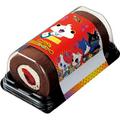 ジバニャンの恵方巻ロールケーキ