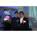 『Ingress』Google's Niantic LabsのDennis Hwang氏(左)と川島優志氏(右)