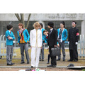 バレンタイン、卒業式をメインに描かれる本作 (C)2015 IF・DF/「薄桜鬼 SSL ~sweet school life~」製作委員会