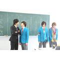 フレッシュな役者がそろった。 (C)2015 IF・DF/「薄桜鬼 SSL ~sweet school life~」製作委員会
