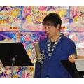 映画「プリキュア」ゲスト声優公開レコーディング 新妻聖子と山本耕史がミュージカル楽曲収録