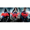 『バットマン vs スーパーマン ジャスティスの誕生』新ビジュアル (C) 2015 WARNER BROS. ENTERTAINMENT INC., RATPAC-DUNE ENTERTAINMENT LLC AND RATPAC ENTERTAINMENT, LLC