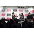 『バケモノの子』Blu-ray&DVD発売記念トークショー